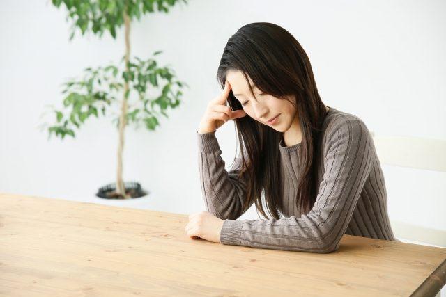 頭痛によるストレス